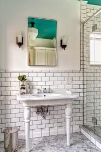 retro bathroom remodel