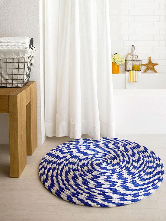 A Great Diy Bathroom Mat Project Mr Plumber
