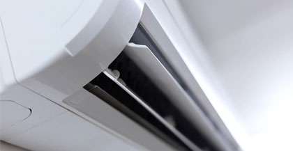 Image of heat pumps