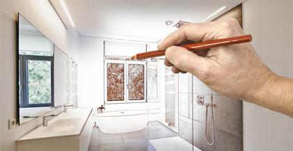 Mr. Plumber bathroom renovations
